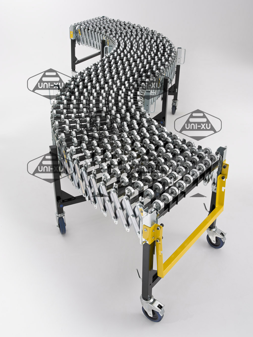 Flexible Conveyors - Powered & Gravity Roller Systems | Asmech