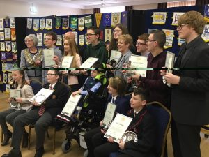 Rotary Club of Mansfield Awards